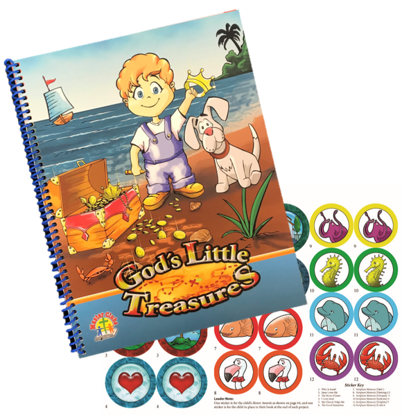 Little Treasures Book