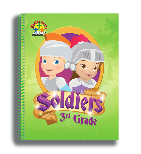 Soldiers Project Book - Third Grade