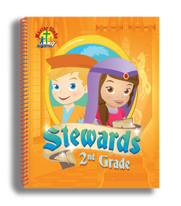 Stewards Project Book - Second Grade