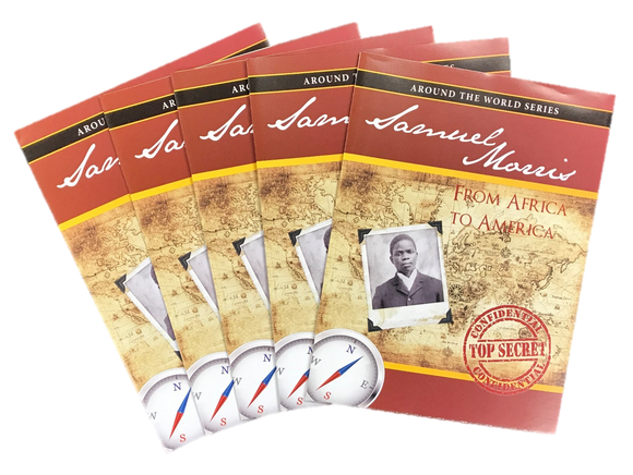 Around the World - Samuel Morris (5 pack)