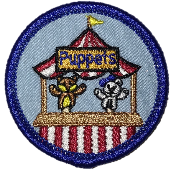 Puppets Badge