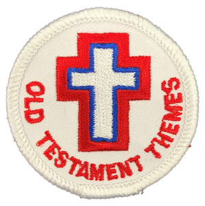 Old Testament Themes Badge