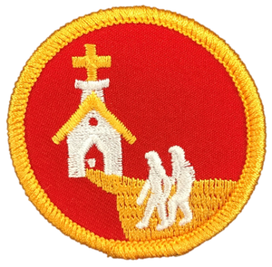 OLD Evangelism Badge