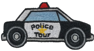 Police Tour Badge