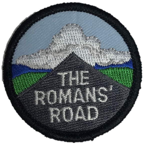 Romans' Road Badge
