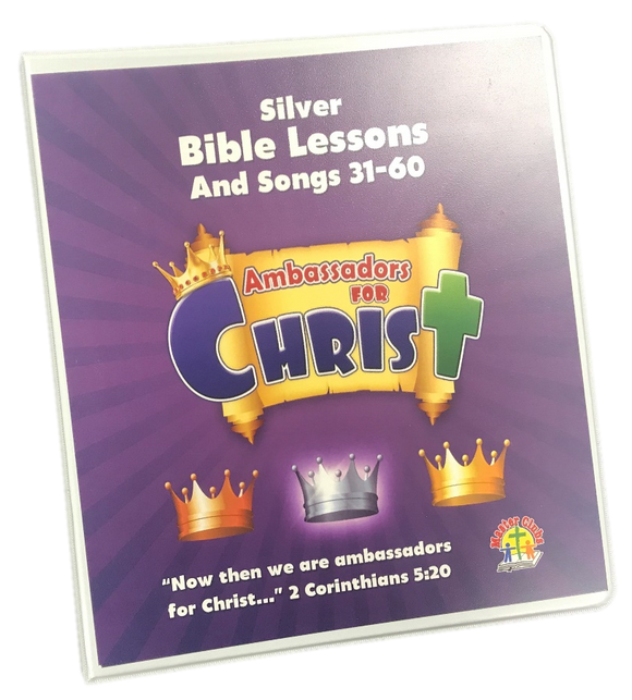 Ambassadors Silver Bible Lessons and Songs