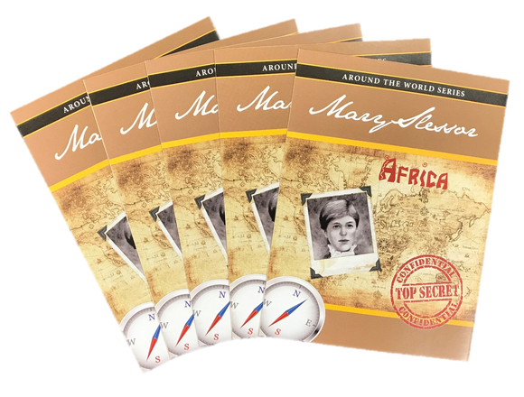 Around the World - Mary Slessor (5 pack)