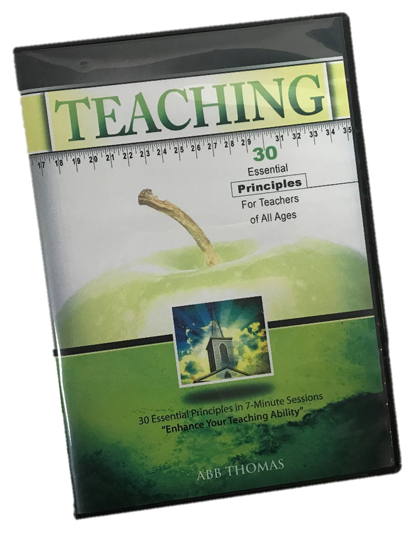 Teaching - 30 Essential Principles for Teachers of All Ages