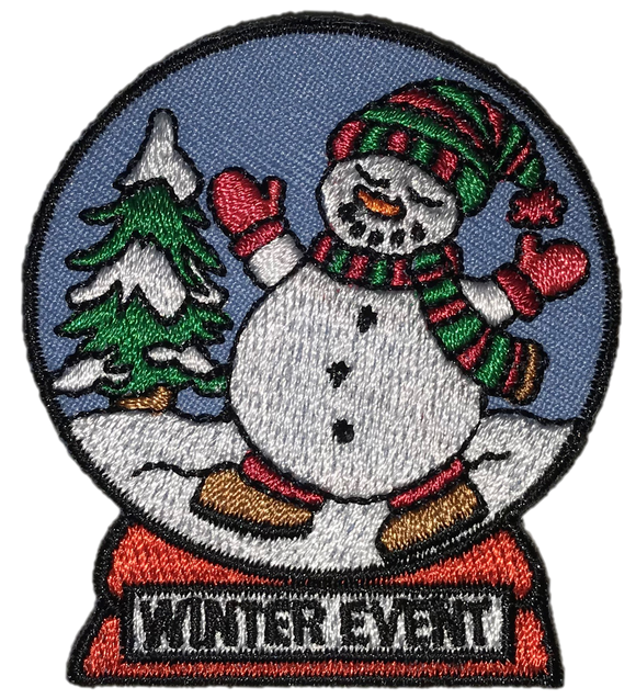 Winter Event Badge