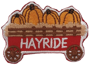 Hayride Badge