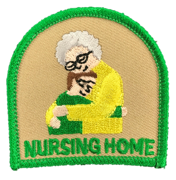 Nursing Home Badge