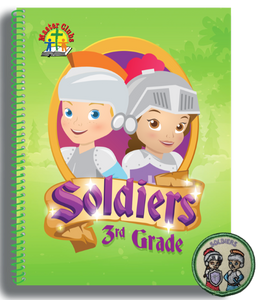Soldiers Student Pack - Third Grade