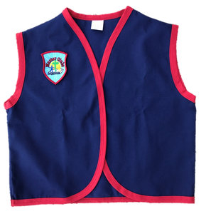 Child Large Honor Vest with Badge