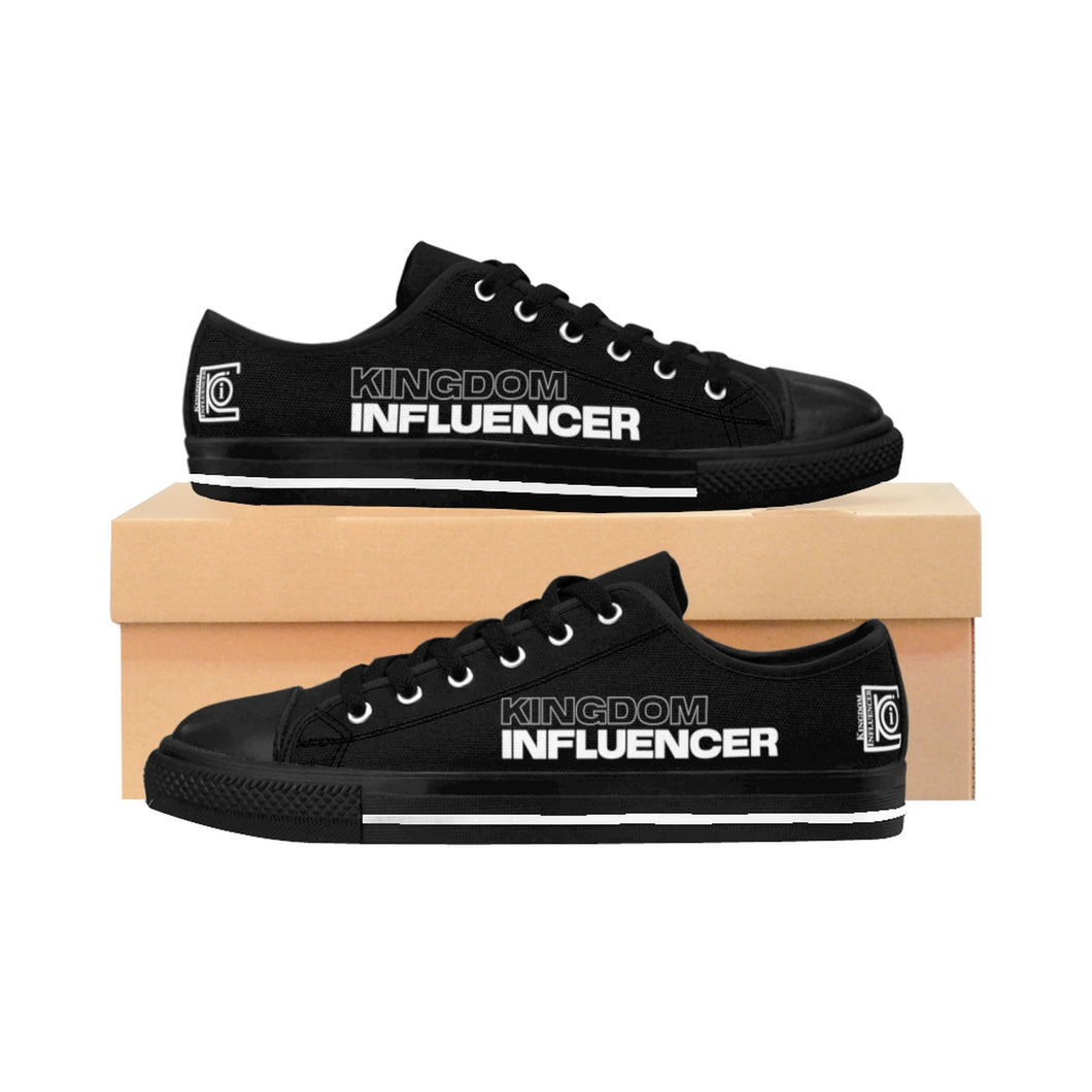 Influencer Women's Sneakers (Black)