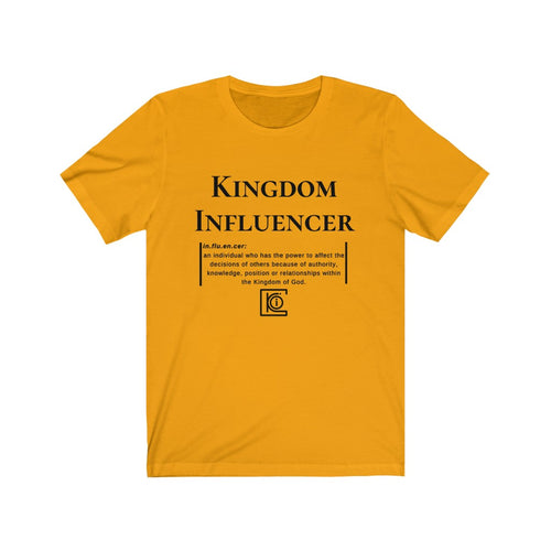 Kingdom Influencer Defined (Unisex)