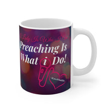Load image into Gallery viewer, Lady Preacher's White Mug