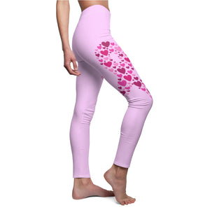 CancerRibbons Leggings (Pink)