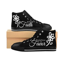 Load image into Gallery viewer, FaithFavor Women's High-top Sneakers