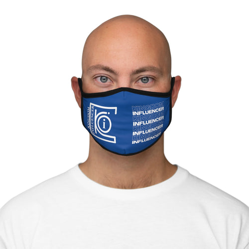 Kingdom Influencer Face Mask (Blue)