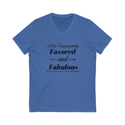 Fabulous V-Neck Tee (BP)