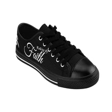 Load image into Gallery viewer, FaithFavor Women's Sneakers (Black)