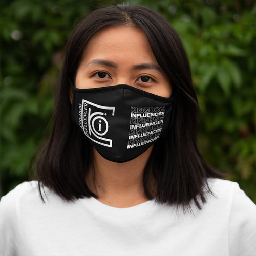 Kingdom Influencer Face Mask (Black)