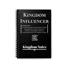 Load image into Gallery viewer, Kingdom Influencer's Notebook