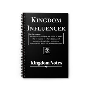 Kingdom Influencer's Notebook