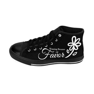 FaithFavor Women's High-top Sneakers