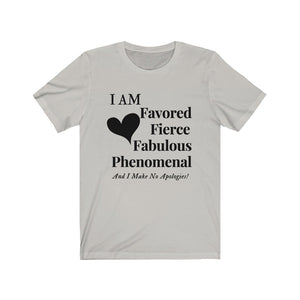Favored Short Sleeve Jersey Tee