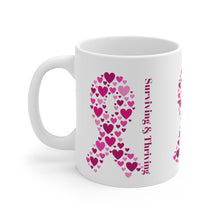 Load image into Gallery viewer, SurvivingThriving Coffee Mug (White)
