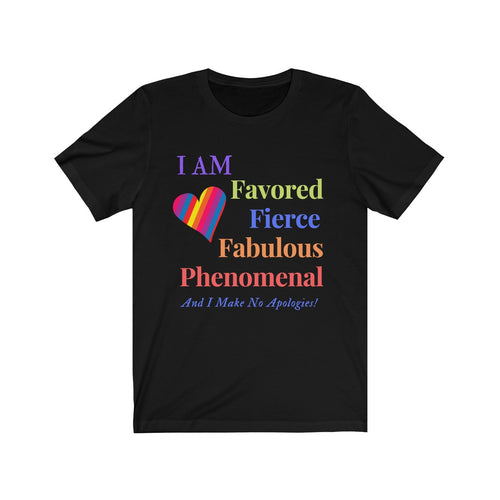 Favored Short Sleeve Jersey Tee (multi)
