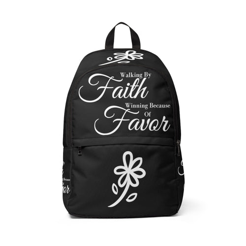 Faith & Favor Backpack