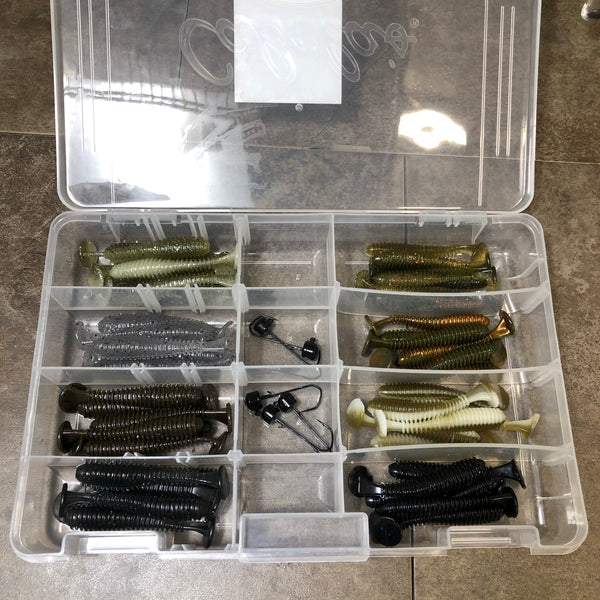Build Your Own Swim Bait Box!!