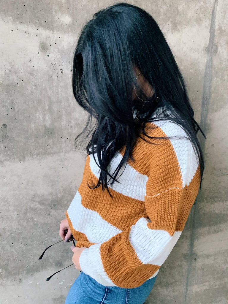 Brie Knit Sweater
