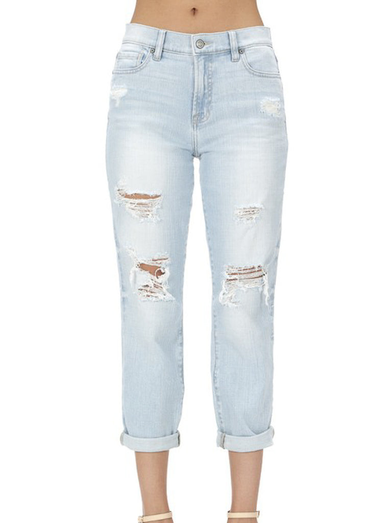 relaxed fit mom jeans lightwash