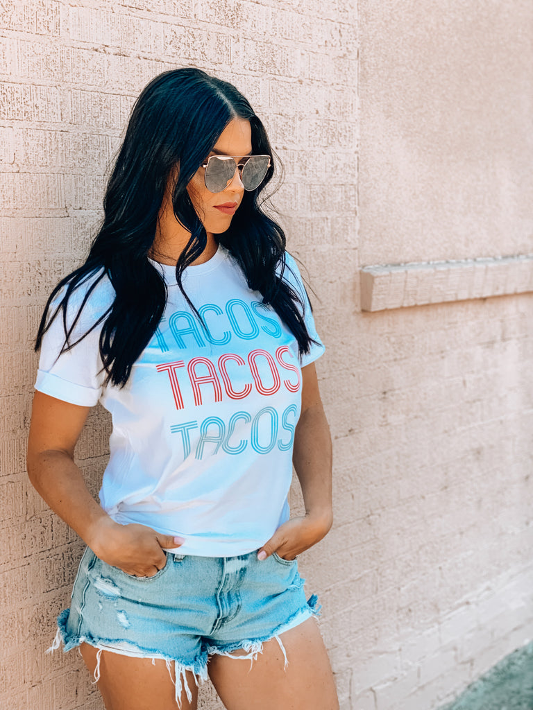 Tacos Tacos Tacos - Graphic Tee