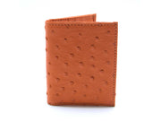Karoo Ostrich Leather Card Holder
