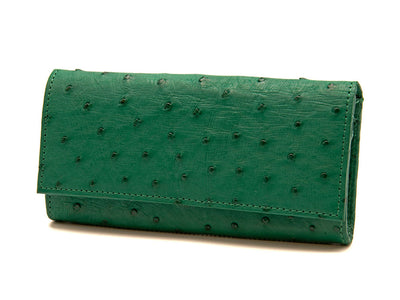 Ostrich Leather Knysna Wallet - Ladies Wallets - Ostrich Leather - Ostrich2Love