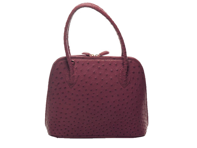 Hepburn Handbag - Hepburn Handbags - Ostrich Leather - Ostrich2Love