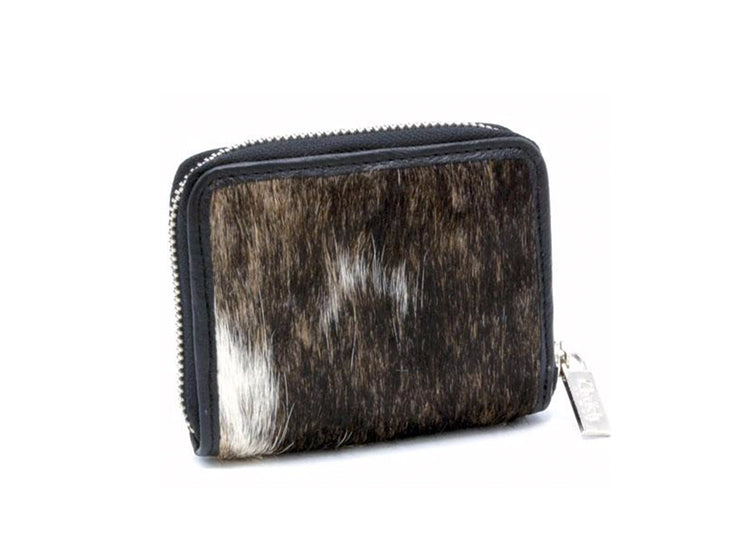 Kalahari Nguni Purse - Ladies Wallets - Nguni Skin - Ostrich2Love