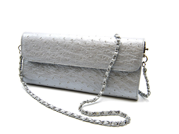 Karoo Ostrich Leather Clutch Bag - Clutch Bags - Ostrich Leather - Ostrich2Love