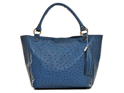 Karoo Tote Handbag - Tote Handbags - Ostrich Leather - Ostrich2Love