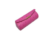 Ostrich Leather Lipstick Holder - Travel - Ostrich Leather - Ostrich2Love