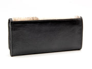 Kalahari Nguni Wallet - Ladies Wallets - Nguni Skin - Ostrich2Love