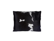 Nguni Cow Hide Cushion - Homeware - Nguni Skin - Ostrich2Love