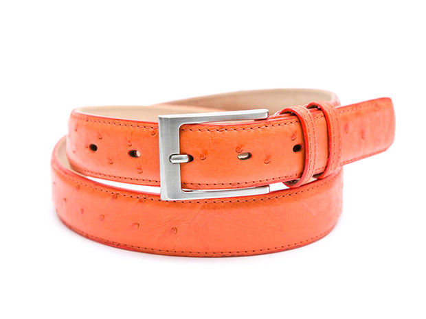 Ostrich Leather Belts - Fashion - Ostrich Leather - Ostrich2Love
