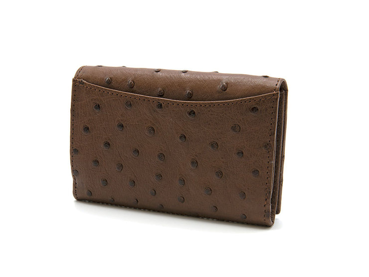Karoo Ostrich Leather Purse - Ladies Wallets - Ostrich Leather - Ostrich2Love