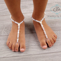 Pearl-Baby-Barefoot-Sandals-Toddler-Barefoot-Sandals-Flower-Girl-Barefoot-Sandal
