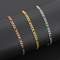 Gold Chain Anklet Silver Ankle Bracelet For Women Gold Foot Accessories Foot Jewelry Foot Bracelets Rose Gold Anklet Simple Chain Ankle Bracelet